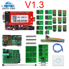 Najlepsza qualityUPA 2019 UPA programator Usb narzędzie diagnostyczne UPA USB programator ECU UPA USB V1.3 z pełny Adapter