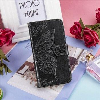 Note10plus note10 + funda flip carteira de couro caso para samsung galaxy note 8 9 10 j4 j6 a8 mais 2018 acessórios cartão capa etui