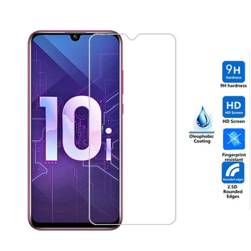 9H Protective Glass For Huawei Honor 10i Tempered Glass On Honor10i Honor 10 I Honer 10i HRY-LX1T Global Screen Protector Film