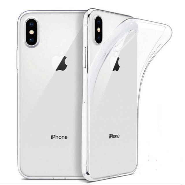 Ultra Thin Phone Case For iphone 11 12 PRO Mini 6 6S 7 8 Plus 5 5S SE X Xs Max Xr SE 2020 Transparent Soft Silicone Cover 1