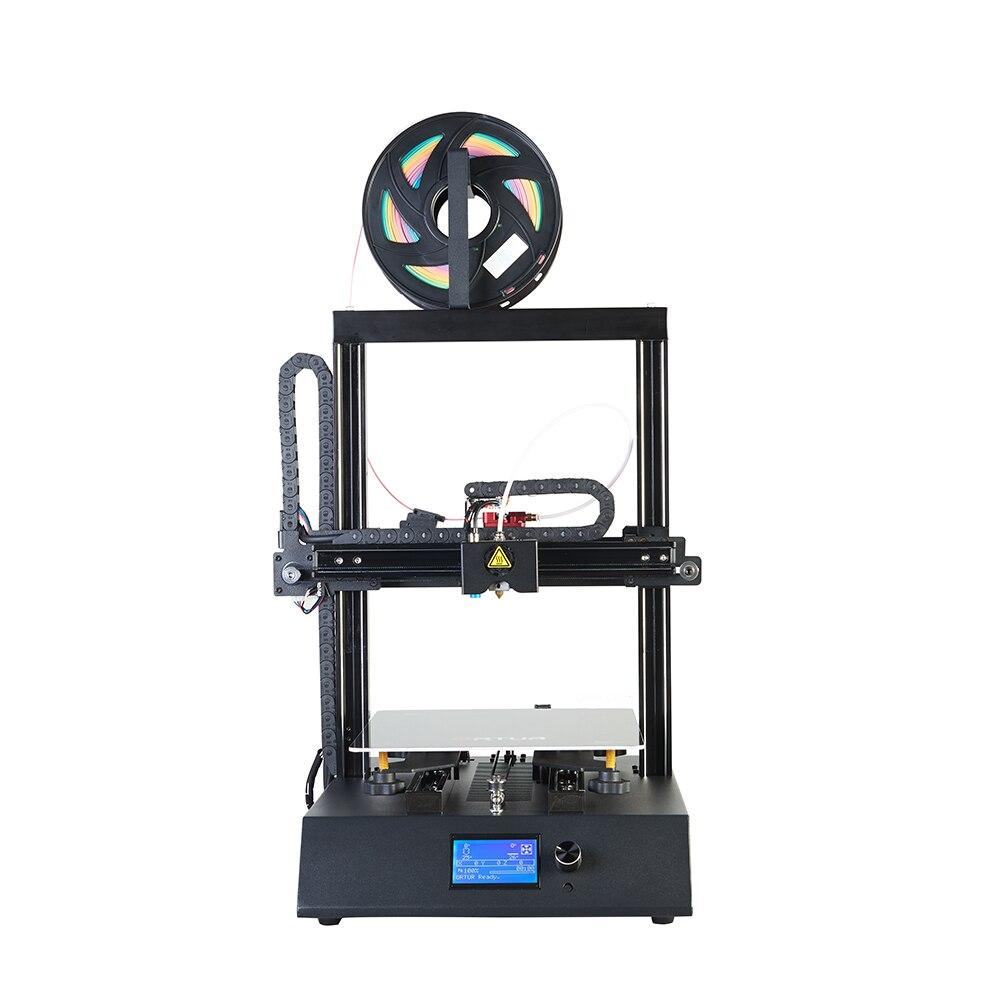 China Best Semi Assembled Ortur4 V2 High Precision Auto Leveling Imprimante 3D Best 150mm/s Speed FDM 3D Printer Factory Supply
