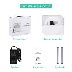 Image 5 - SUNLU 3D Filament Dryer Keep Filament Dry Storage Box 3D Printer Good Parneter FilaDryer S1