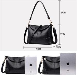 Image 5 - كيس الرئيسي حقيبة يد فاخرة جلدية صغيرة حقائب النساء مصمم السيدات الكتف Crossbody حقائب اليد للنساء 2020 بولسا الأنثوية