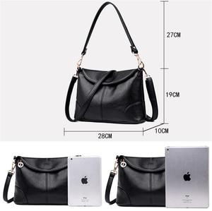 Image 5 - Sac A Main Small Leather Luxury Handbags Women Bags Designer Ladies Shoulder Crossbody Hand Bags for Women 2020 Bolsa Feminina