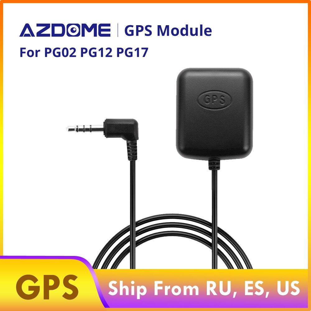 AZDOME GPS Module For Mirror Dash Cam PG01 / PG02  / PG12 / PG17 Car DVR Camera Dashcam