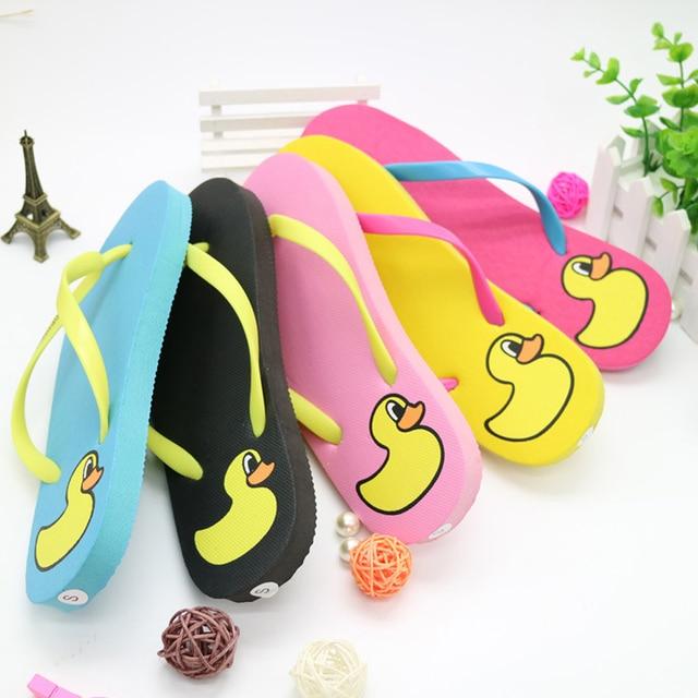 Summer Women Flip Flops Casual Shoes Fashion Soft Leisure Sandals Beach Cute Slipper indoor outdoor Des sandales