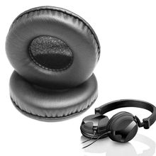 1Pair Replacement Ear Cushion Cover Leather Earpads for AKG K518 K518DJ K518LE K81 NC6 Headphones Headset high quality replacement leather earpads ear cushion cover headband for somic g925 headphones headset accessories