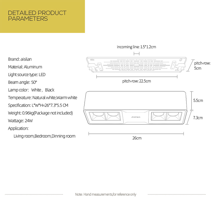 DHL бесплатно для 10 шт. поверхностного монтажа светодиодный потолочный светильник 9 Вт 15 Вт 25 Вт Лицевая панель с подсветкой с водителем теплы... - 5