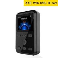 X10 With 128G TFcard