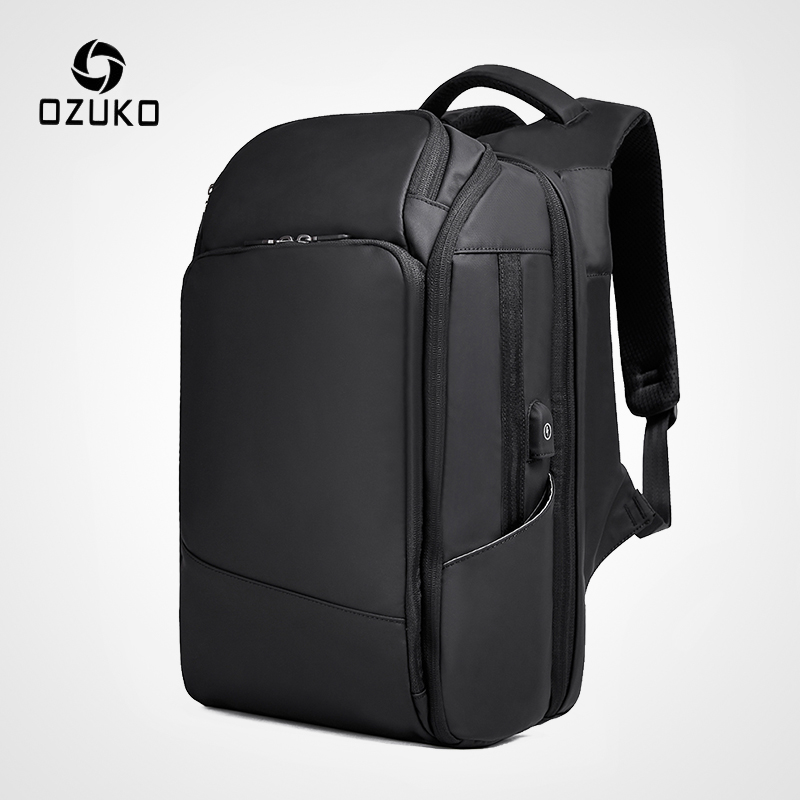 Backpacks, Backpack, Men, Charging, Laptop, Multi-layer