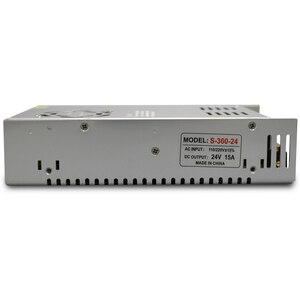 Image 5 - חדש 24V 15A 360W מיתוג אספקת חשמל נהג מיתוג עבור LED רצועת אור תצוגת 110 V/220 V משלוח חינם