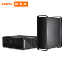 Chuwi corebox pro desktop mini pc, intel core i3-1005G1 windows 10 os, núcleo doble 64 bit 1.2ghz-3.4ghz, 12gb ram 256gb ssd