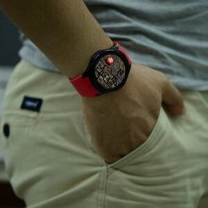Image 3 - DM368 플러스 스마트 워치 블루투스 Smartwatch 4G 네트워크 MT6739 안드로이드 7.1 1GB + 16GB 심박수 Gps 와이파이