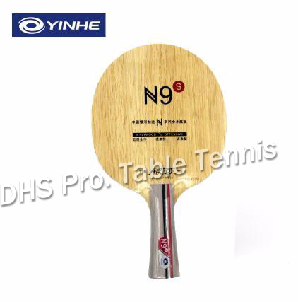 Yinhe N-9S N9S Wooden Attack+Loop OFF Table Tennis Blade For PingPong Racket