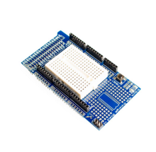 MEGA 2560 R3 Proto Prototype Shield V3.0 Expansion Development Board + Mini PCB Breadboard 170 Tie Points for arduino DIY