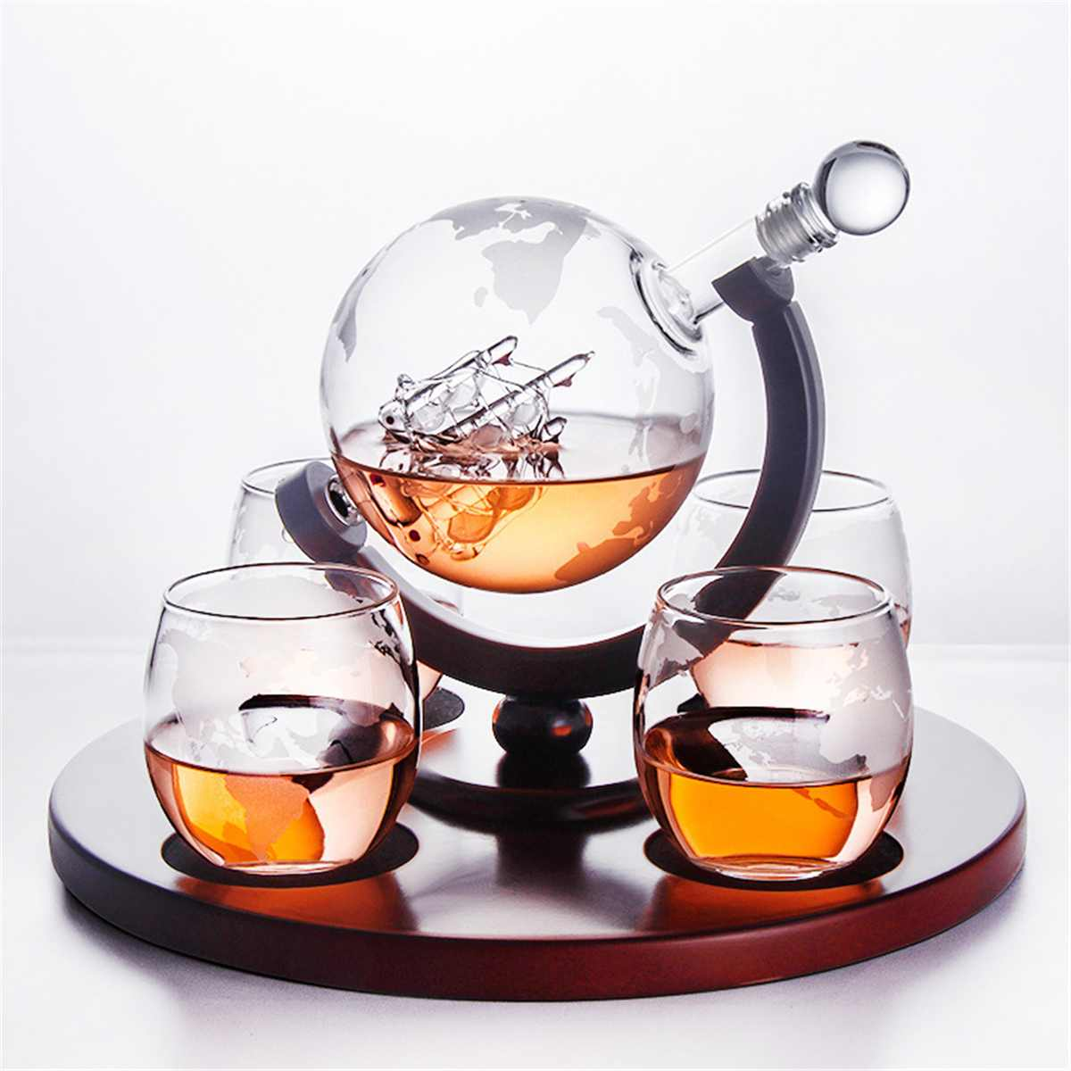 Whiskey Decanter - Great gift for men