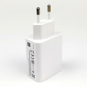 Image 3 - Original Xiaomi 27W Fast Charger QC 4.0 Turbo Charge adapter Usb C Cable for mi 9 SE 9T Pro max 3 A3 redmi note 7 8 k30 note 10