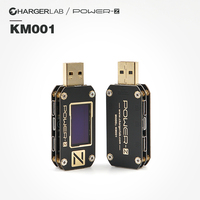 ChargerLAB POWER Z USB PD Tester Voltage Current Dual Type C Instrument KM001 Pro|Air Conditioner Parts| |  -