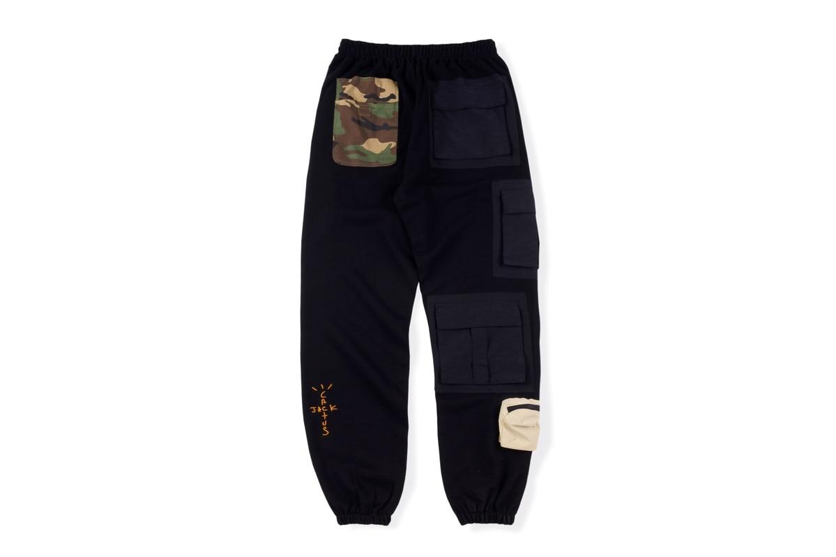 Travis Scott Pants Cactus Jack pocket joggers Cargo Women Men astroworld Joggers Drawstring Sweatpants hip hop astroworld Pants