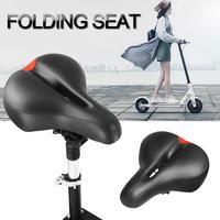 Elektrische Roller Sattel Faltbare Höhe Einstellbare Schock Absorbieren Sitz Stuhl Für Xiaomi M365 Pro Elektrische Roller Zubehör-in Rollerteile und Zubehör aus Sport und Unterhaltung bei