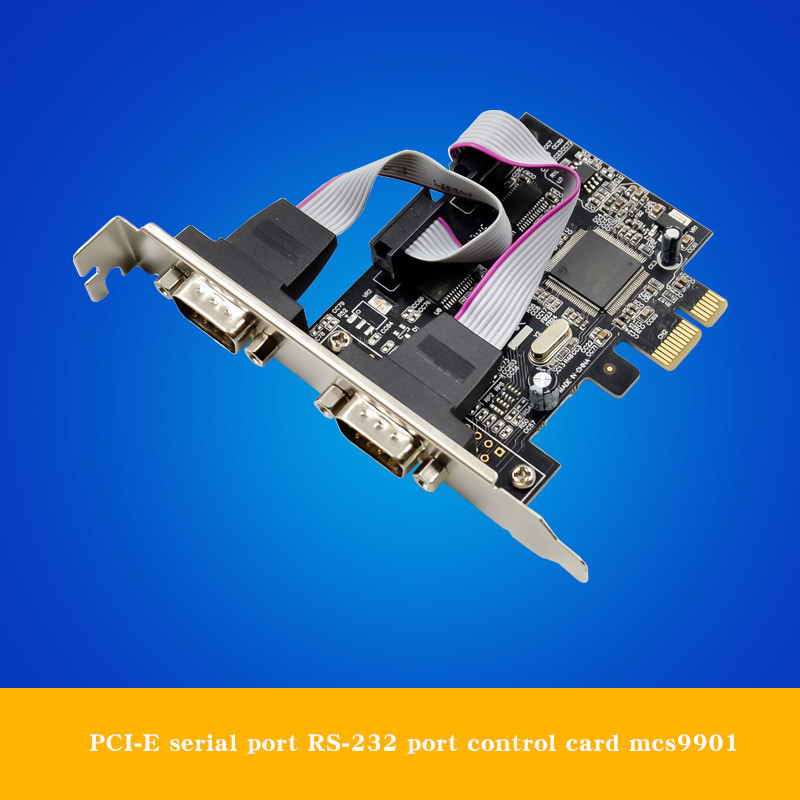 Exquisitely Designed Durable Desktop PCI-E to USB 3.0 Expansion Card with Interface USB 3.0 Dual Ports M7E6