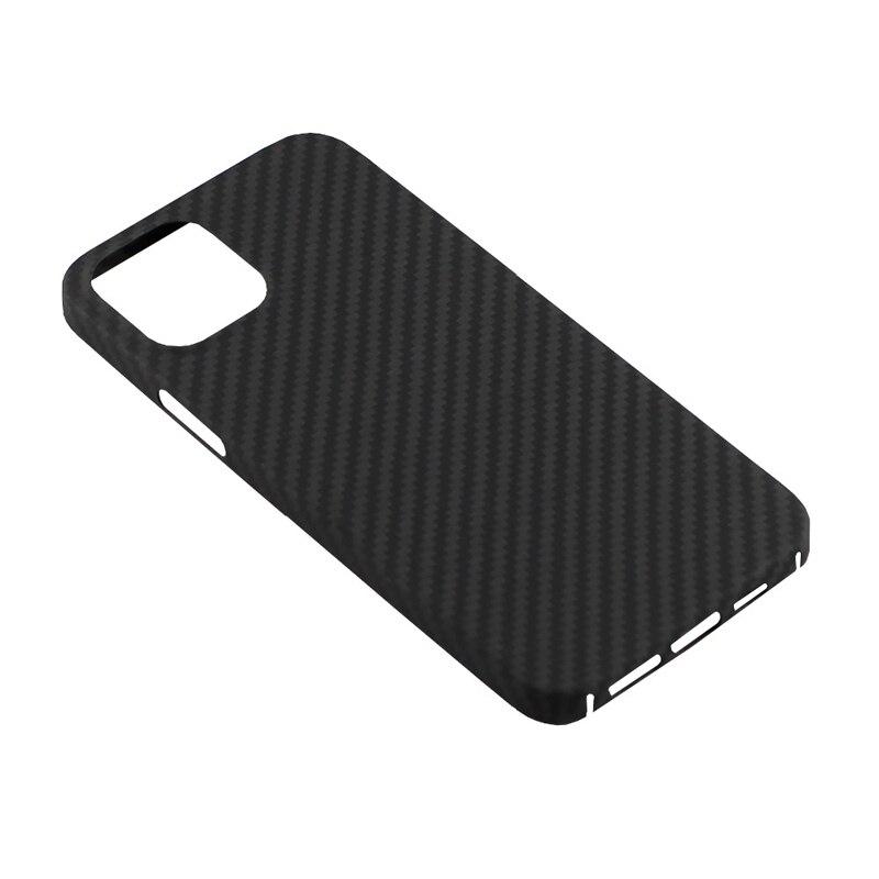 Aramid Fiber Carbon Bumper Officiële Ontwerp Case Voor Apple Iphone 12 11 Pro Max 12 Mini 12 11 Xs Max xs Xr 7 8 Plus Se 2020 Cover 6