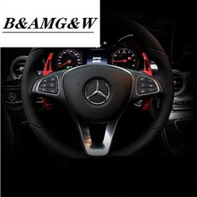 For Mercedes-benz A B E C S class GLK CLA GLA CLS GLE GLC modified shift pick decoration