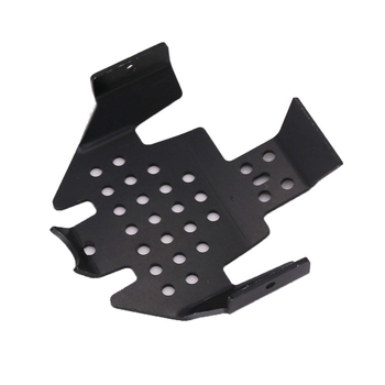 RC Car TRX4 Bumper Chis Armor Protection Skid Plate for Traxx TRX4 Defender Option Upgrade Parts image