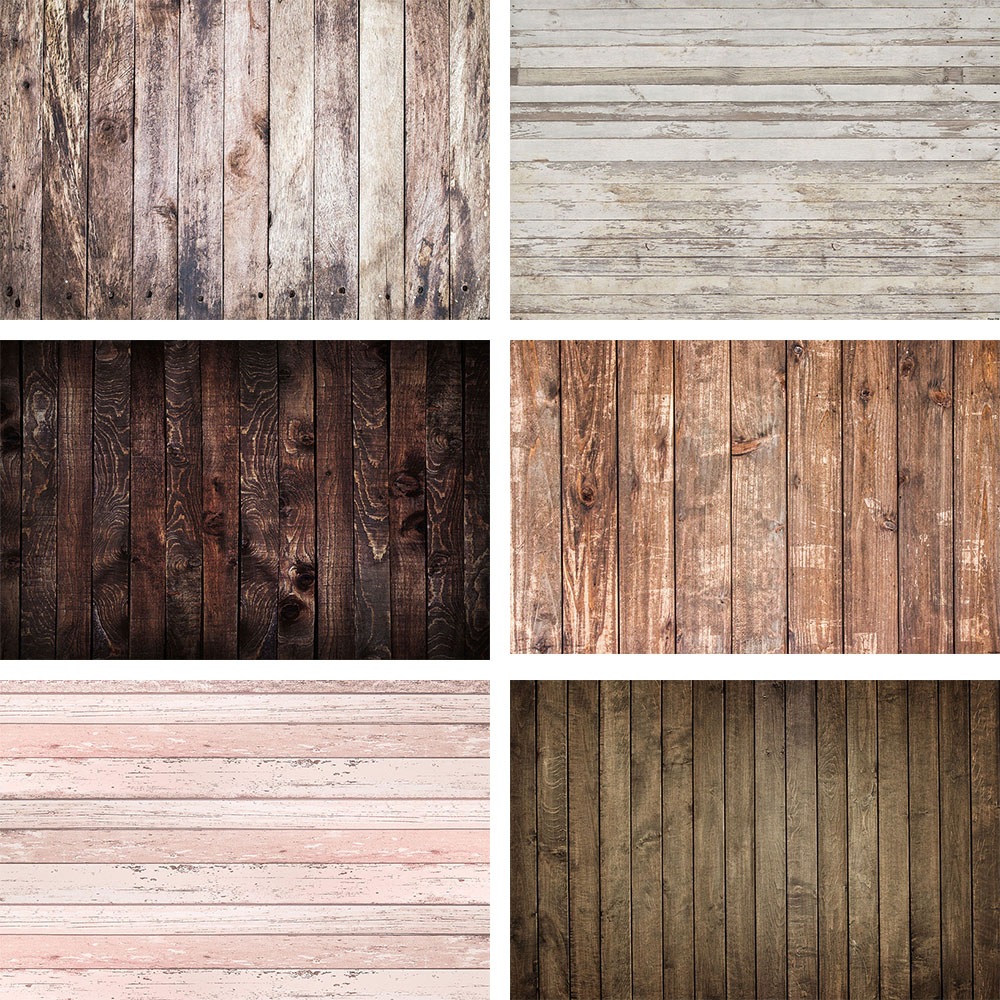 Mehofond Photography Background Wooden Board Photophone Plank Texture Food Newborn Baby Portrait Photozone Photo Backdrops Prop