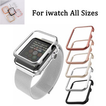 Metal Watch Case for Apple Watch 38 42mm