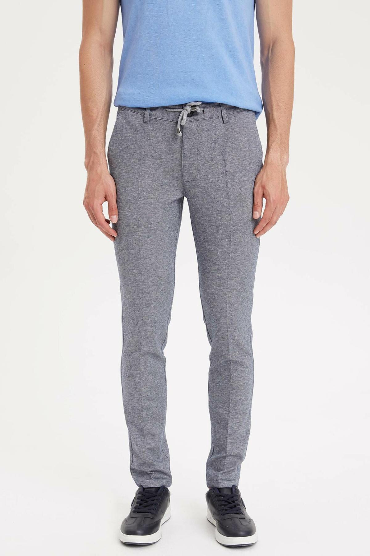 DeFacto Man Trousers-L2068AZ19SM