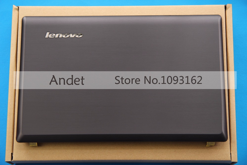 Original Lenovo G580 G585 Laptop Palmrest Cover /&LCD Top Case Glossy 90201356