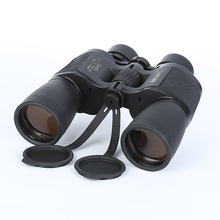 12x50 Binocular Telescope Black HD Waterproof lll Night Vision Ultra Wide Angle Outdoor Camping Hunting Bird-watching Binoculars 2016 new style joufou charm shadow series 12x50 monocular waterproof telescope wide angle for hunting optics camping travel