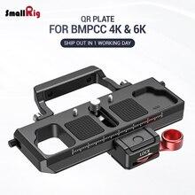 SmallRig DSLR Camera Quick Release Plate Offset Kit for BMPCC 4K & 6K Ronin S Crane 2 Moza Air Gimbal 2403