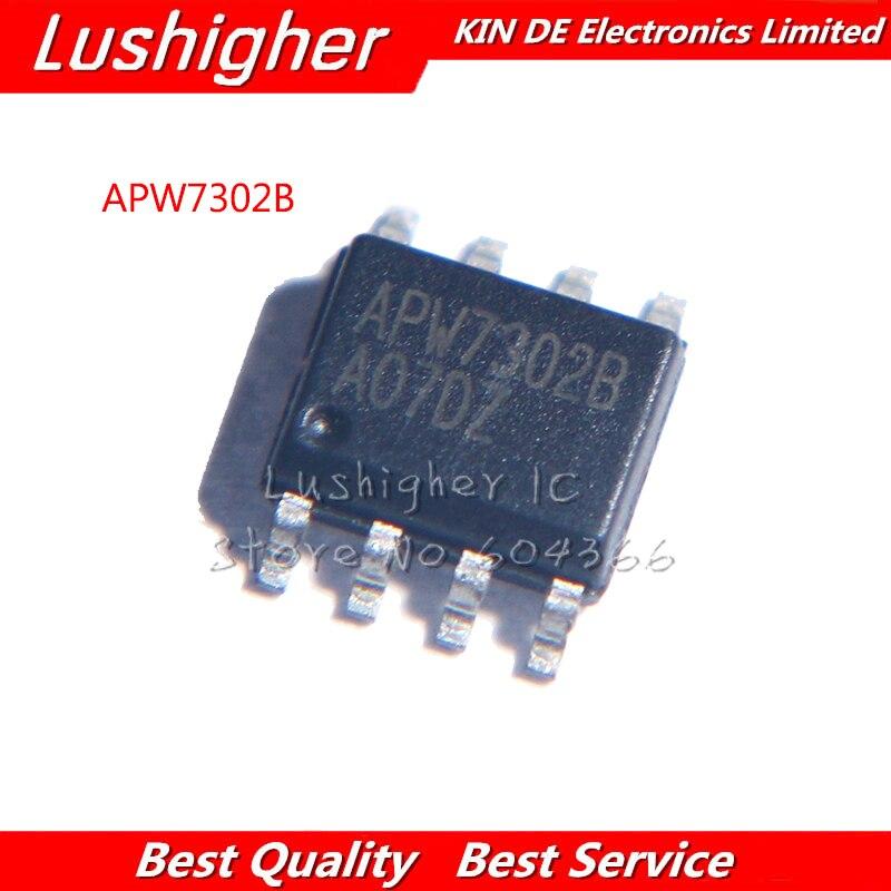 10pcs APW7302B ORIGINAL APW7302B APW7302 SOP8 IC Chip