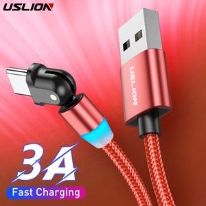 USLION USB Type C Cable USB-C