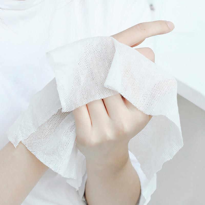 منشفة استعمال مرة واحدة 10 قطعة منشفة مضغوطة/ماجيك مسح القطن الناعم للتوسيع فقط إضافة المياه السفر الوجه منشفة اليد الزجاجة