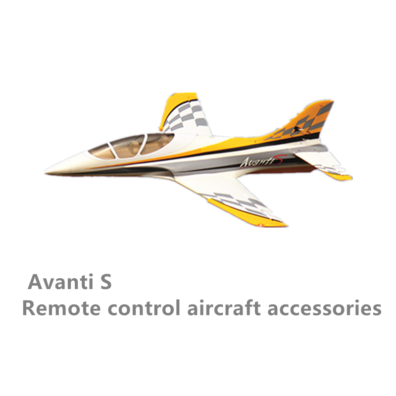 Freewing 80mm EDF Avanti S remote control aircraft special accessories rc airplane parts