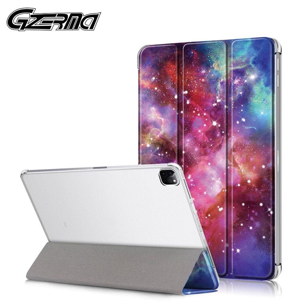 GZERMA Case For iPad Pro 12 9 2020 Smart Case Auto Wake Sleep Folio Cover For