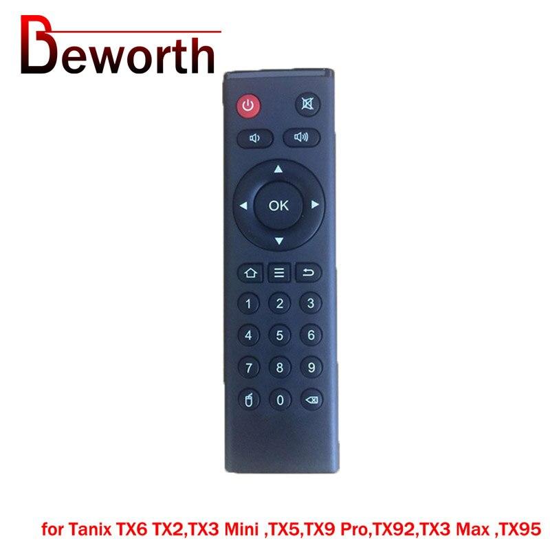 Tanix Tx6 Remote control Fernbedienung for A-ndroid tv box tanix Tx5 max TX3 MAX