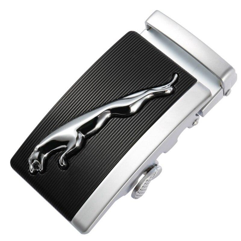 Men's Business Alloy Automatic Buckle Unique Men Plaque Belt Buckles For 3.5cm Ratchet Men Apparel Designer Belt LY136-0182