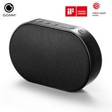 GGMM altavoz inteligente E2 con Bluetooth, dispositivo portátil de 10W, inalámbrico, WiFi, 15 horas de reproducción, sonido estéreo transparente