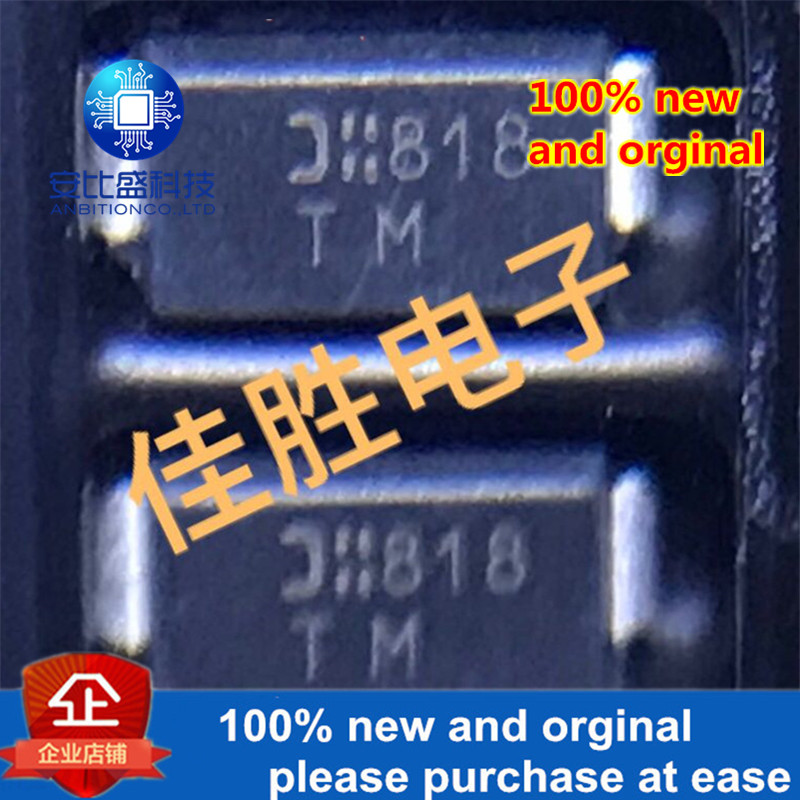 50pcs 100% New And Orginal  SMAJ7.0CA DO214AC Silk-screen TM In Stock