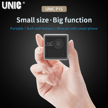 P1S Ultra HD Pocket Home Theater Projector Proyector Beamer Mini DLP Mini