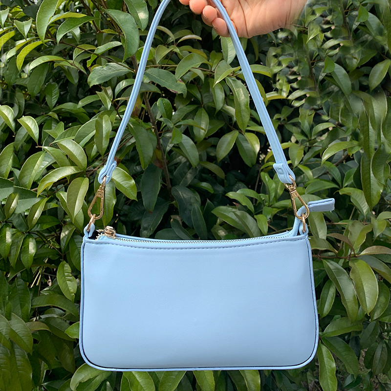 Canvas Tote Women Small Shoulder Bag Lady's Vintage Messenger Bag Fashion Subaxillary bags Kandall Luxury Brand Bolsa A143