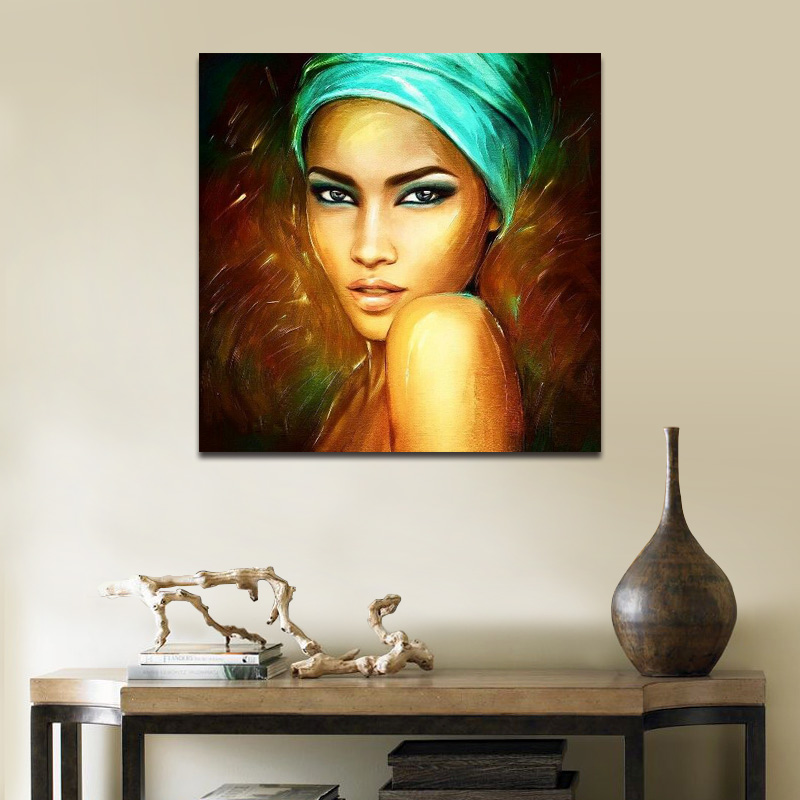 DIY Colorings Pictures By Numbers With Self Portrait Picture Drawing Relief Painting By Numbers Framed Home