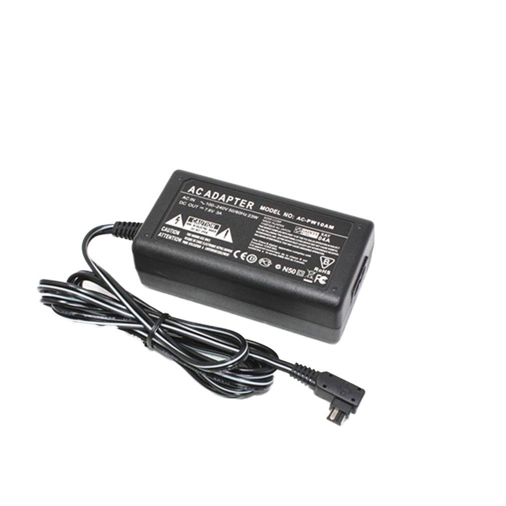 AC-PW10AM PW10AM Digital Camera AC Power Adapter For Sony Handycam NEX-VG10 VG10 NEX-FS700 Alpha SLT-A58 A99 A57 A77 DSLR A100