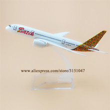 Diecast Toy Boeing Air-Indonesian 787-B787 Airplane Model Airlines Model-Alloy Metal Aircraft