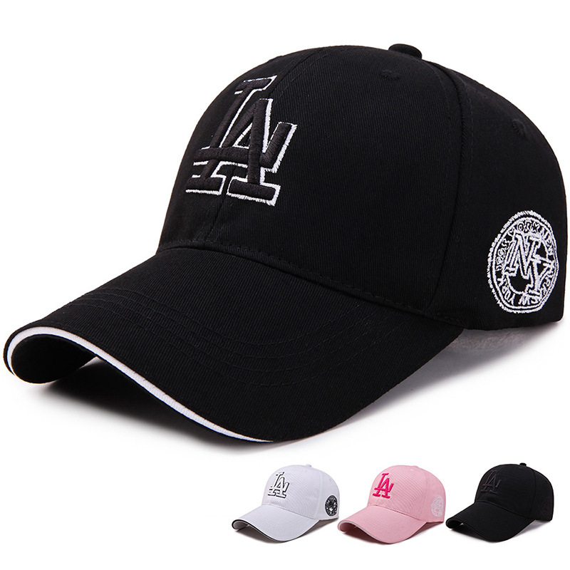 New Unisex LA Baseball Cap Unisex Dodgers Embroidery Tactical Snapback Hat Hip Hop Outdoor Adjustable Summer New Hats