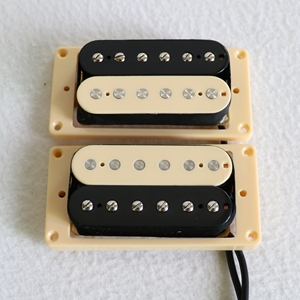 Image 2 - Miễn Phí Vận Chuyển Alnico 2 Humbucker Đàn Guitar Bán Tải Vintage Guitar Humbucking Bán Tải Đàn Guitar Điện Bán Tải Guitarra Гитара